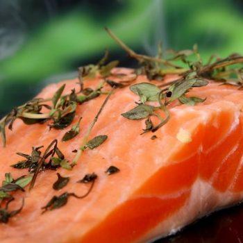Ethoxyquin in Salmon