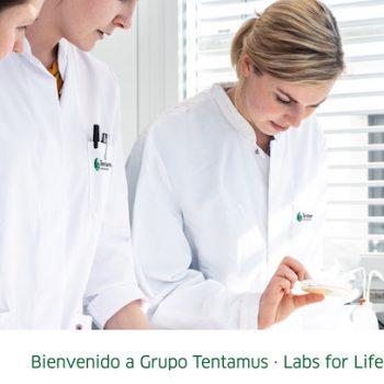 Tentamus España - New Website